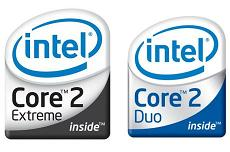 Intel Core 2 Duo and Core 2 Extreme inside